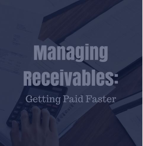 Can you really have 80% of your receivables be within 30 days? We think so, here's how to do it!