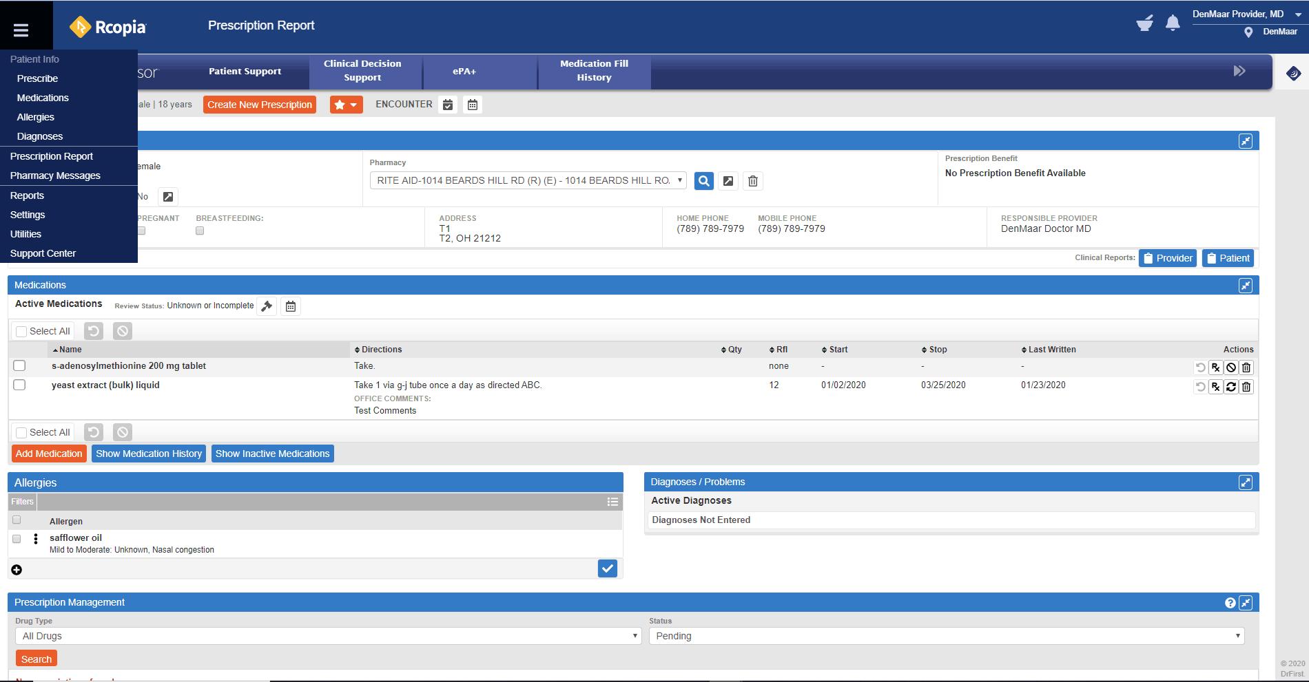 e-prescription online